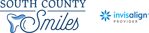 South County Smiles and Invisalign logo